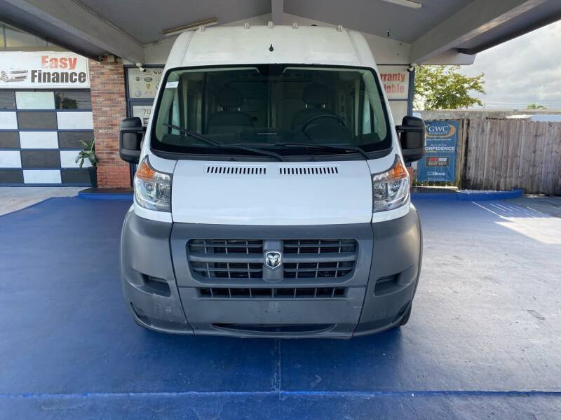 2016 RAM ProMaster Cargo for sale at ELITE AUTO WORLD in Fort Lauderdale FL