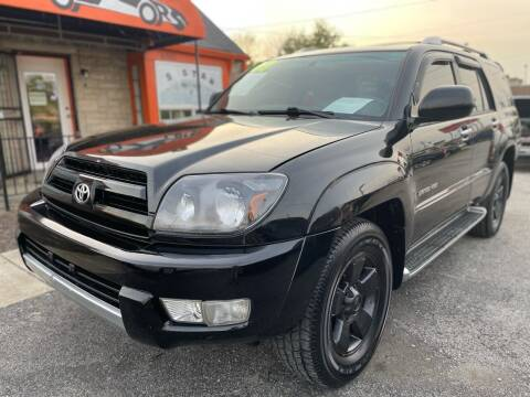 2003 Toyota 4Runner for sale at 5 STAR MOTORS 1 & 2 in Louisville KY