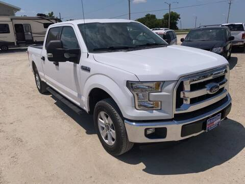 2016 Ford F-150 for sale at Becker Autos & Trailers in Beloit KS