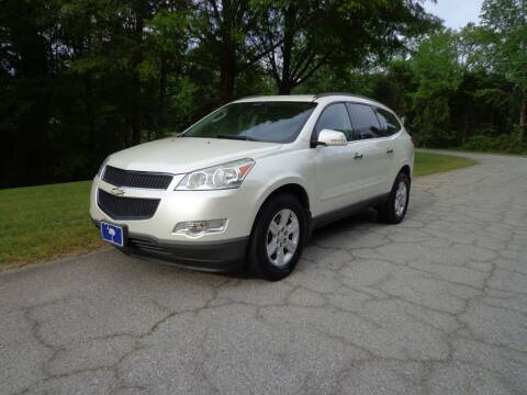 2012 Chevrolet Traverse for sale at CAROLINA CLASSIC AUTOS in Fort Lawn SC