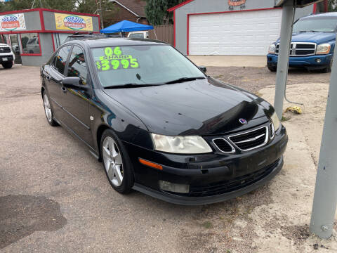 2006 Saab 9-3 for sale at FUTURES FINANCING INC. in Denver CO