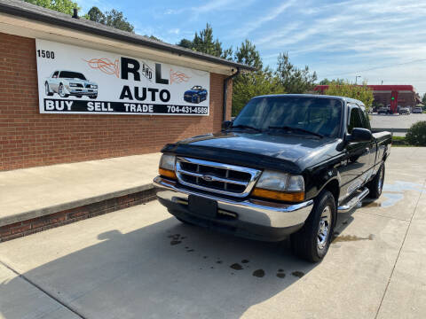 1999 Ford Ranger for sale at R & L Autos in Salisbury NC