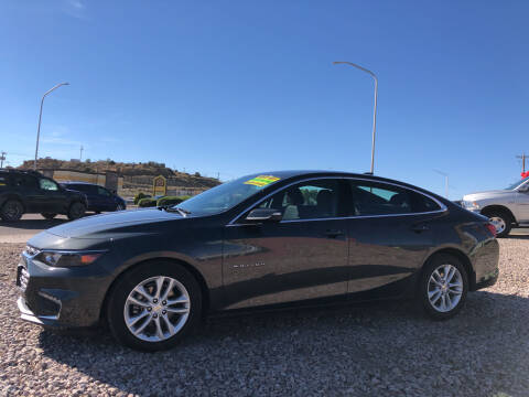 2018 Chevrolet Malibu for sale at 1st Quality Motors LLC in Gallup NM