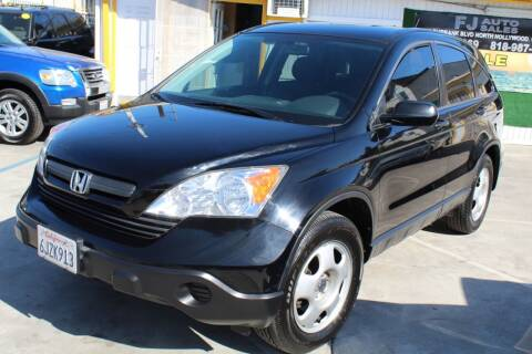 2009 Honda CR-V for sale at FJ Auto Sales in North Hollywood CA