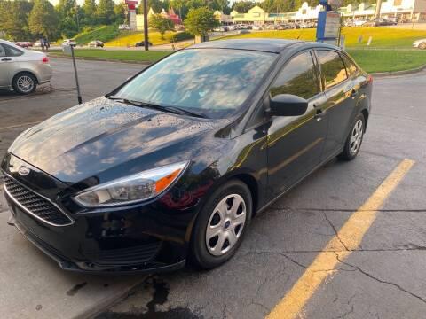 2016 Ford Focus for sale at BRAVA AUTO BROKERS LLC in Clarkston GA