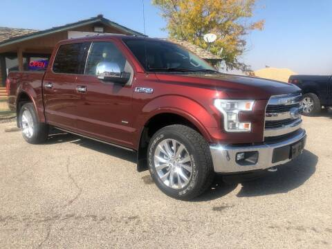 2015 Ford F-150 for sale at 5 Star Truck and Auto in Idaho Falls ID