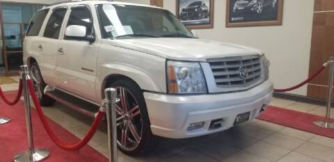 2003 Cadillac Escalade for sale at Adams Auto Group Inc. in Charlotte NC