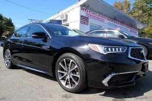 2018 Acura TLX V6 4dr Sedan w/Technology Package - West Nyack NY