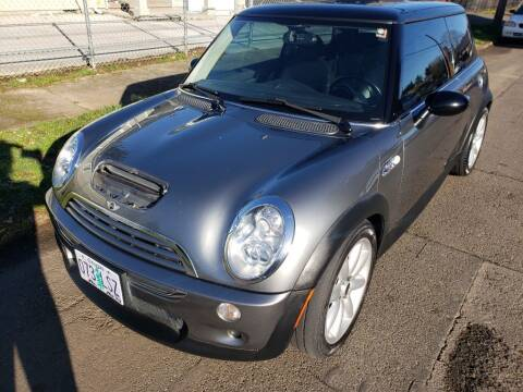 2005 MINI Cooper for sale at KC Cars Inc. in Portland OR