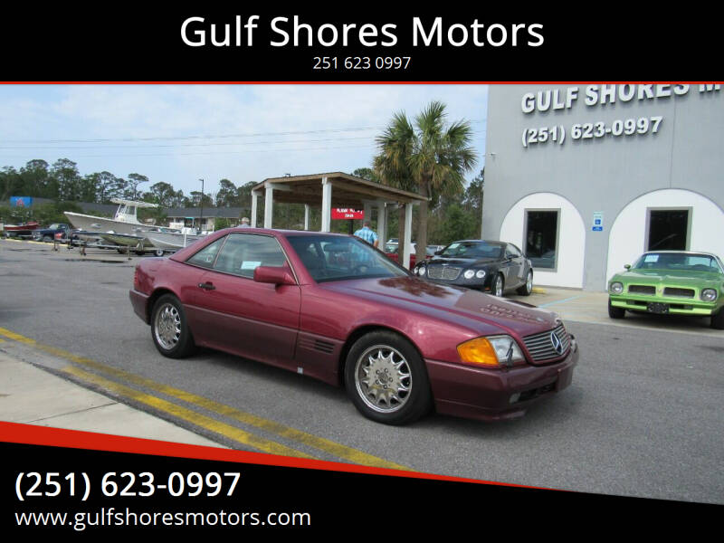 1991 Mercedes-Benz 500-Class for sale at Gulf Shores Motors in Gulf Shores AL