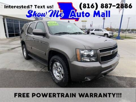 2014 Chevrolet Tahoe for sale at Show Me Auto Mall in Harrisonville MO