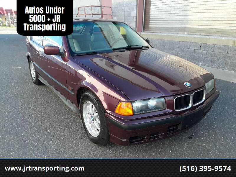 1995 BMW 3 Series for sale at Autos Under 5000 + JR Transporting in Island Park NY