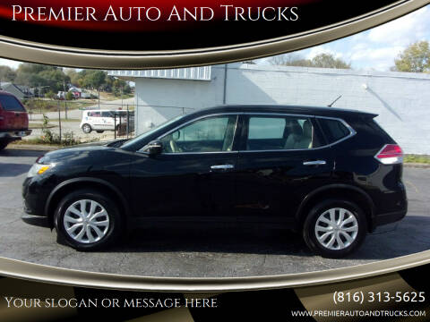 2014 Nissan Rogue for sale at Premier Auto And Trucks in Independence MO