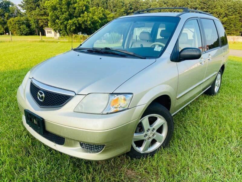 2003 Mazda MPV for sale in Princeton, NC