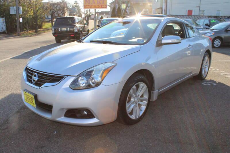 2012 Nissan Altima for sale at Lodi Auto Mart in Lodi NJ