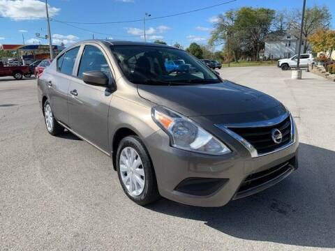 2017 Nissan Versa for sale at Dunn Chevrolet in Oregon OH