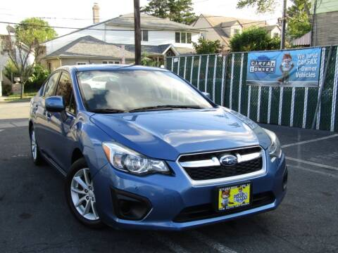 2014 Subaru Impreza for sale at The Auto Network in Lodi NJ