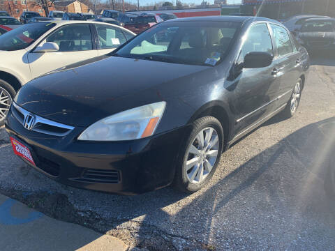 2006 Honda Accord for sale at Sonny Gerber Auto Sales 4519 Cuming St. in Omaha NE
