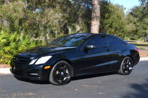 2013 Mercedes-Benz E-Class for sale at GulfCoast Motorsports in Osprey FL