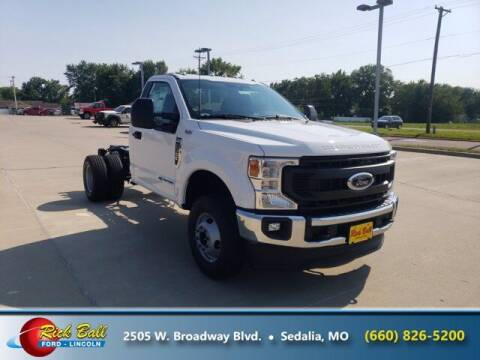 2021 Ford F-350 Super Duty for sale at RICK BALL FORD in Sedalia MO