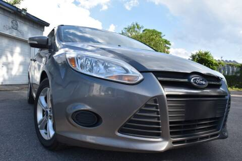 2013 Ford Focus for sale at Wheel Deal Auto Sales LLC in Norfolk VA