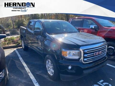 2019 GMC Canyon for sale at Herndon Chevrolet in Lexington SC