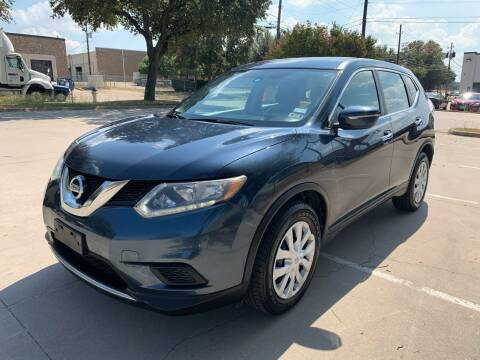2015 Nissan Rogue for sale at Sima Auto Sales in Dallas TX