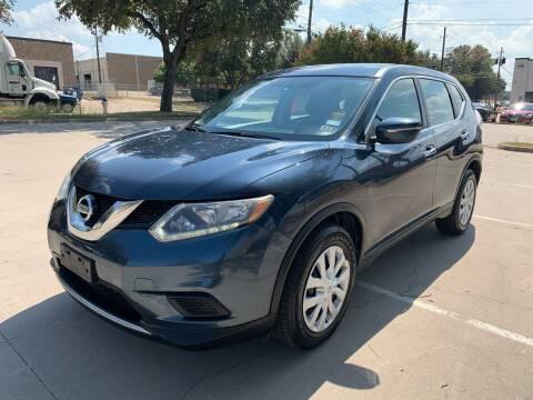 2015 Nissan Rogue for sale at Vitas Car Sales in Dallas TX