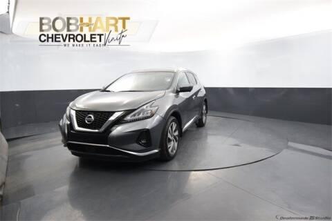 2019 Nissan Murano for sale at BOB HART CHEVROLET in Vinita OK