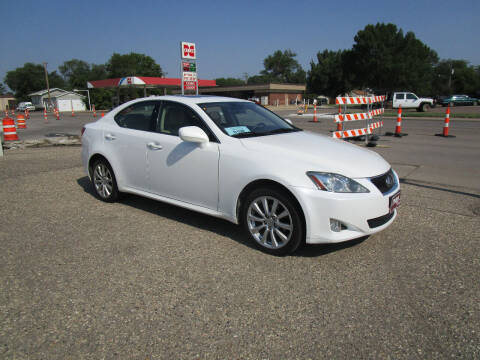 2008 Lexus IS 250 for sale at Padgett Auto Sales in Aberdeen SD