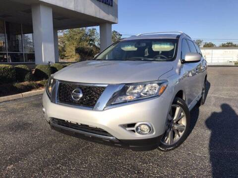 2014 Nissan Pathfinder for sale at Mike Schmitz Automotive Group in Dothan AL
