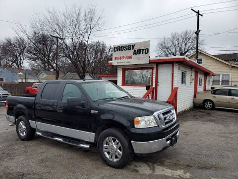 2007 Ford F-150 for sale at Crosby Auto LLC in Kansas City MO