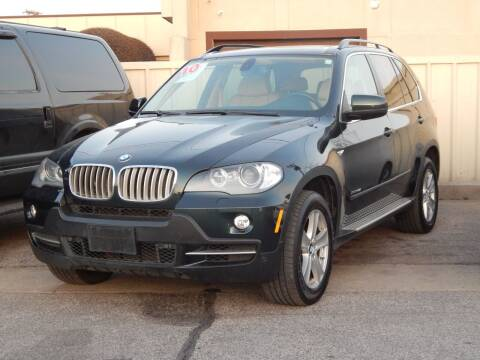 2010 BMW X5 for sale at Iconic Motors of Oklahoma City, LLC in Oklahoma City OK