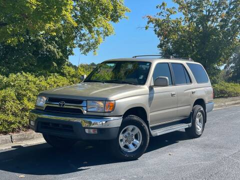 2002 Toyota 4Runner for sale at William D Auto Sales in Norcross GA