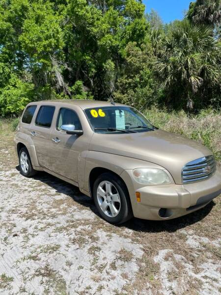 2006 Chevrolet HHR for sale at Ideal Motors in Oak Hill FL