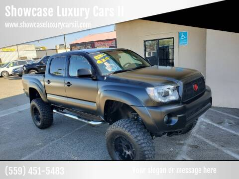2005 Toyota Tacoma for sale at Showcase Luxury Cars II in Pinedale CA