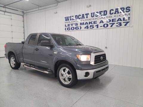 2008 Toyota Tundra for sale at Wildcat Used Cars in Somerset KY