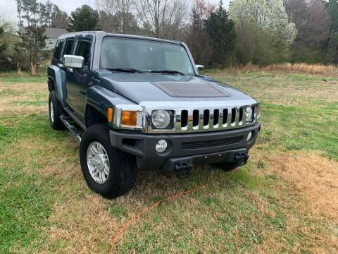 2007 HUMMER H3 for sale at Samet Performance in Louisburg NC