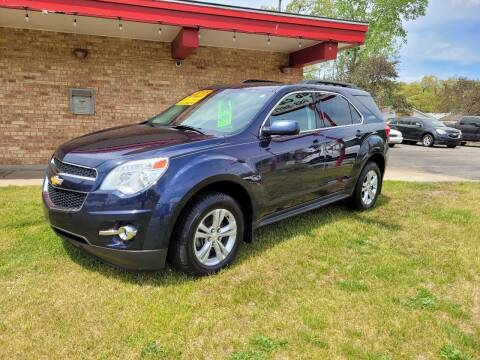 2015 Chevrolet Equinox for sale at Murdock Used Cars in Niles MI