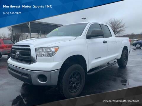 2013 Toyota Tundra for sale at Northwest Motor Sports INC in Rogers AR