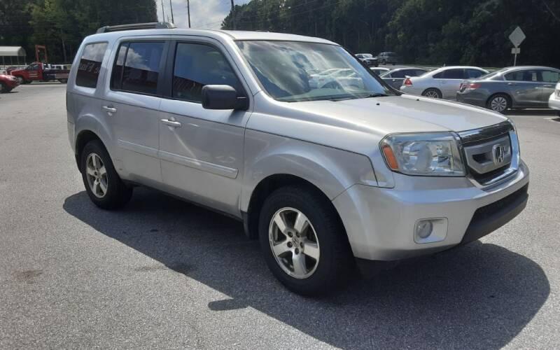 2011 Honda Pilot for sale at Mathews Used Cars, Inc. in Crawford GA