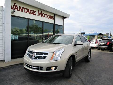 2012 Cadillac SRX for sale at Vantage Motors LLC in Raytown MO