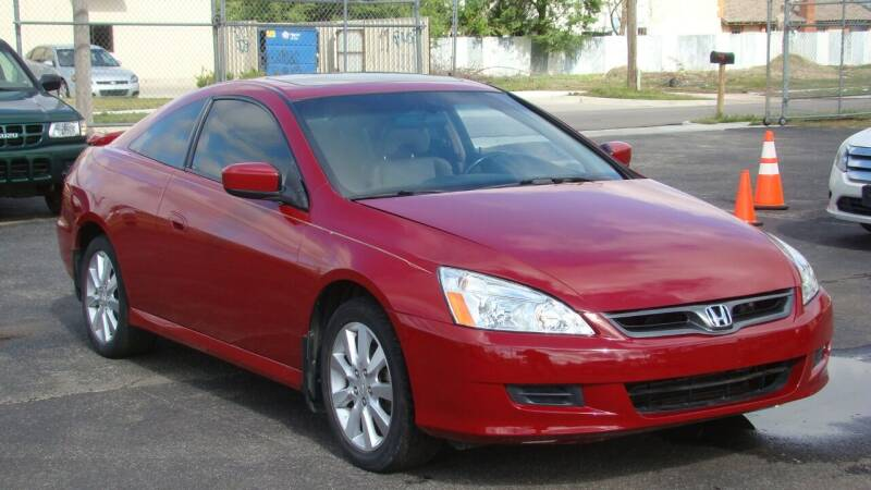 2006 Honda Accord for sale at Red Rock Auto LLC in Oklahoma City OK