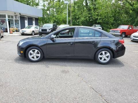 2014 Chevrolet Cruze for sale at CANDOR INC in Toms River NJ