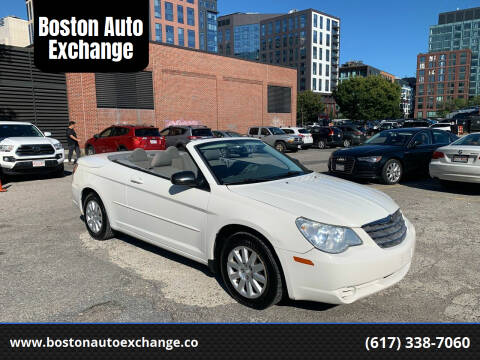 2008 Chrysler Sebring for sale at Boston Auto Exchange in Boston MA