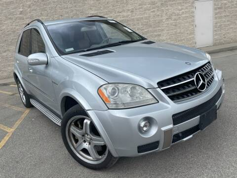 2007 Mercedes-Benz M-Class for sale at Trocci's Auto Sales in West Pittsburg PA