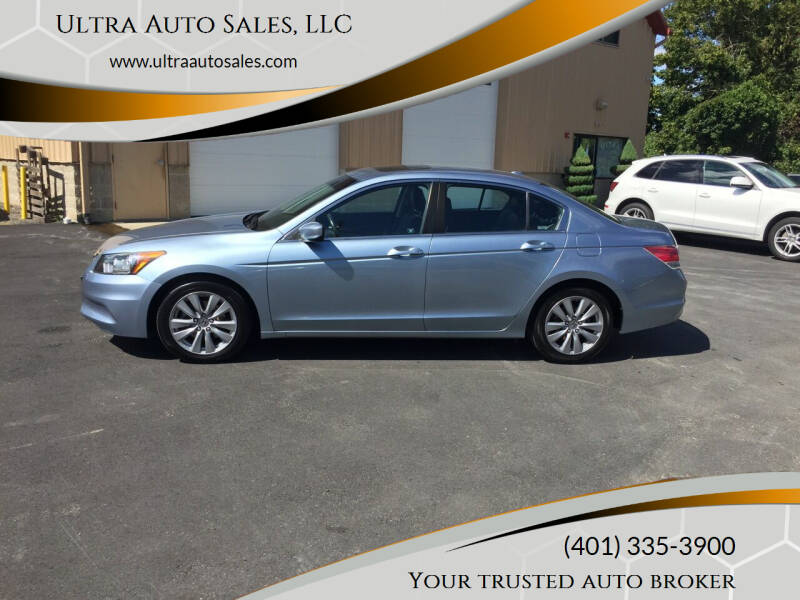2012 Honda Accord for sale at Ultra Auto Sales, LLC in Cumberland RI