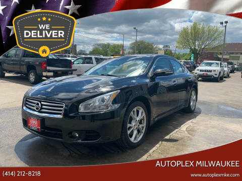 2014 Nissan Maxima for sale at Autoplex 2 in Milwaukee WI