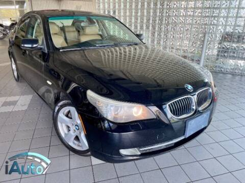 2008 BMW 5 Series for sale at iAuto in Cincinnati OH