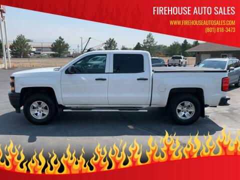 2015 Chevrolet Silverado 1500 for sale at Firehouse Auto Sales in Springville UT